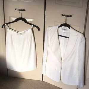 White Sonja Rykiel Dress Size 1